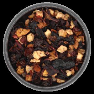 Sahne-Vanille Früchtetee