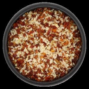 Tomate-Zwiebel-Gewürzmischung, ohne Glutamat Jetzt online kaufen auf https://shop.kraeuter-mieke.de/