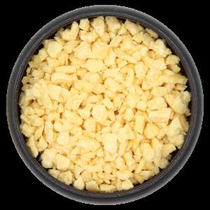 Zitronenstücke, gefriergetrocknet Jetzt online kaufen auf https://shop.kraeuter-mieke.de/