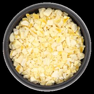 Mangostücke, gefriergetrocknet Jetzt online kaufen auf https://shop.kraeuter-mieke.de/