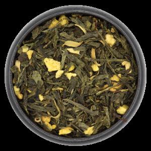 Grüner Tee Orange Jetzt online kaufen auf https://shop.kraeuter-mieke.de/
