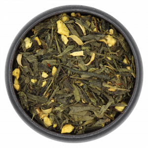 Grüner Tee Blutorange Jetzt online kaufen auf https://shop.kraeuter-mieke.de/