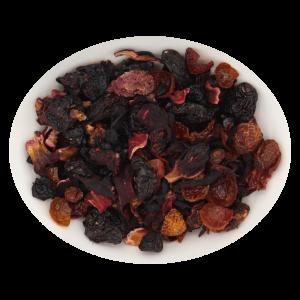 Rote Grütze Früchtetee