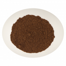 Bourbon-Vanillestangen gemahlen