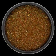 Grill-Butter-Gewürzzubereitung, pikant, ohne Glutamat