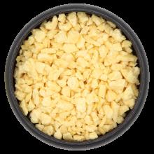 Zitronenstücke, gefriergetrocknet Jetzt online kaufen auf https://shop.kraeuter-mieke.de