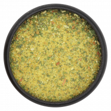 Klare Gemüsesuppe mit Gemüsebrunoise Jetzt online kaufen auf https://shop.kraeuter-mieke.de/