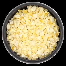 Mangostücke, gefriergetrocknet Jetzt online kaufen auf https://shop.kraeuter-mieke.de