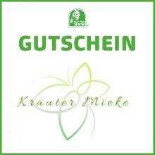 Gutschein Kräuter Mieke - Gutscheine Jetzt online kaufen auf https://shop.kraeuter-mieke.de/